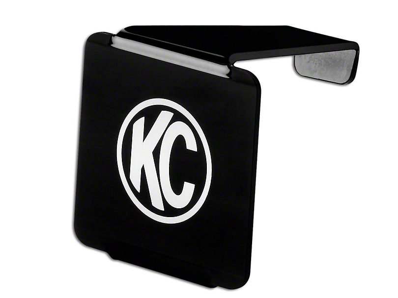 KC HiLiTES Hard Cover for 3 in. LZR Cube Light - Black