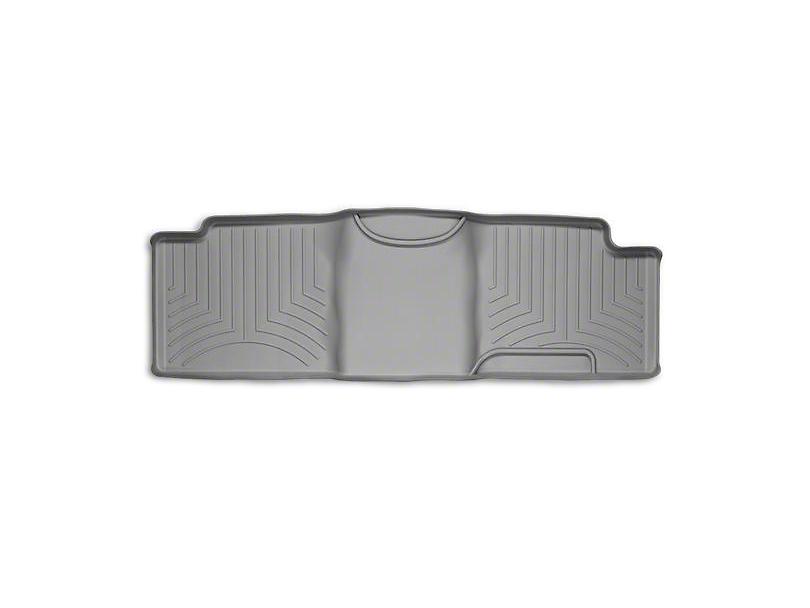 Weathertech DigitalFit Rear Floor Liner - Gray (00-03 SuperCab)