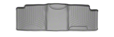 Weathertech DigitalFit Rear Floor Liner - Gray (00-03 SuperCab)
