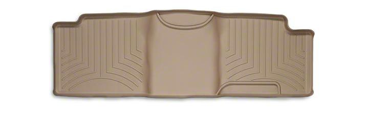 Weathertech DigitalFit Rear Floor Liner - Tan (00-03 F-150 SuperCab)
