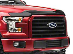 Weathertech Low Profile Hood Protector - Dark Smoke (15-19 F-150, Excluding Raptor)