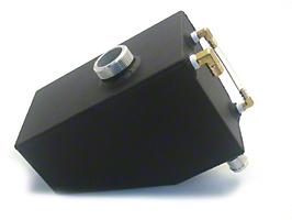 Canton Aluminum Supercharger Coolant Expansion Tank - Black (99-03 F-150 Lightning)