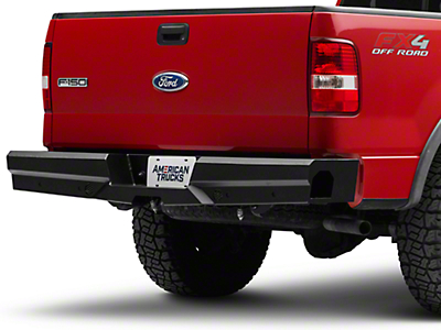 Steel Craft HD Elevation Rear Bumper (06-14 F-150)