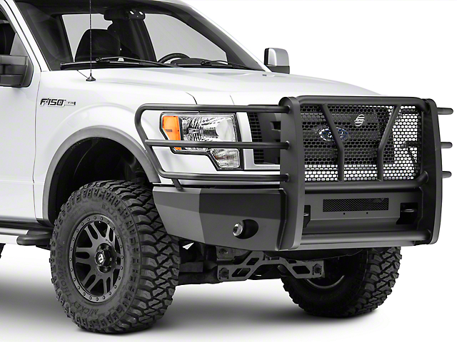 Steel Craft HD Elevation Front Bumper (09-14 F-150, Excluding Raptor)