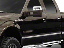 Romik Max Bar Side Steps w/ Add-On - Stainless Steel (09-14 F-150 SuperCrew)