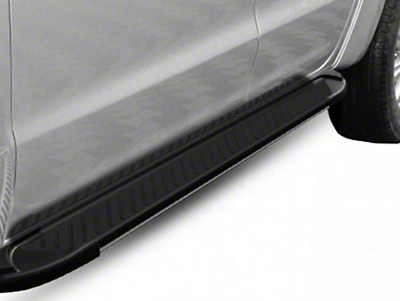 Romik RAL-T Running Boards - Black (09-14 F-150 SuperCrew)