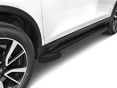 Romik RB2-T Running Boards - Black (09-14 F-150 SuperCrew)