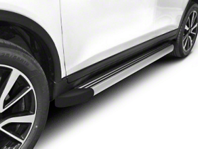 Romik RB2-T Running Boards - Stainless Steel (15-18 F-150 SuperCab, SuperCrew)