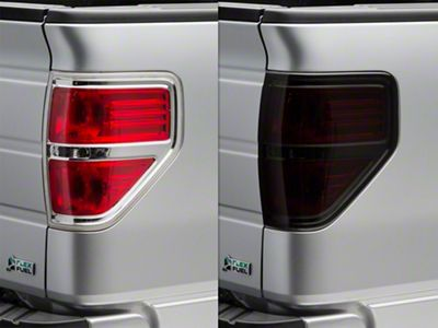 Smoked Tail Light Tint (09-14 F-150)