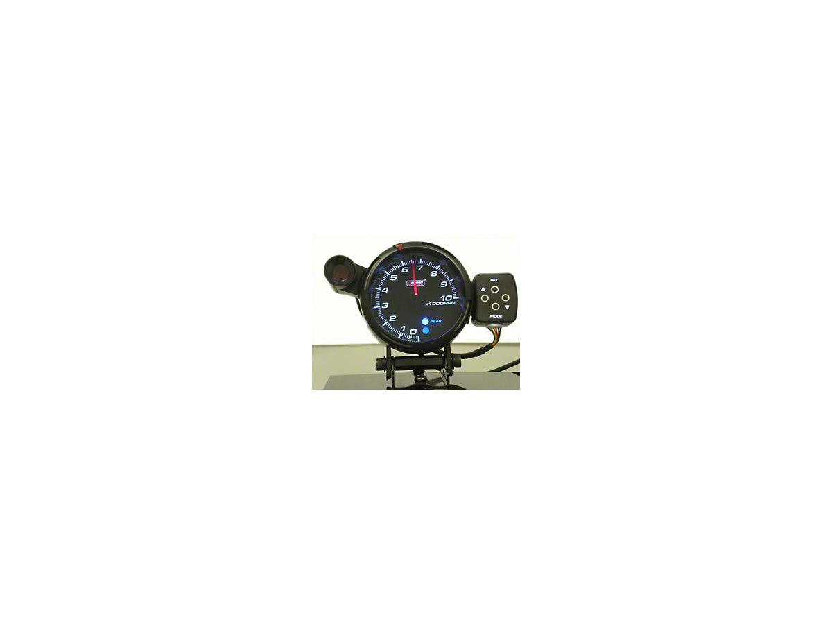 Prosport Universal Performance 80mm Tachometer 0-10,000 RPM