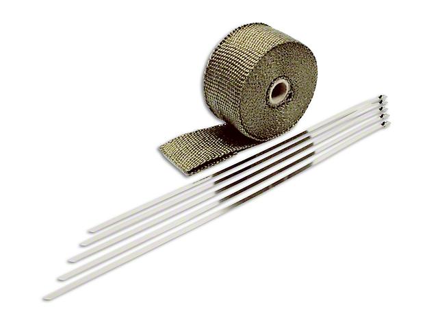 Prosport Titanium Header Wrap (Universal Fitment)