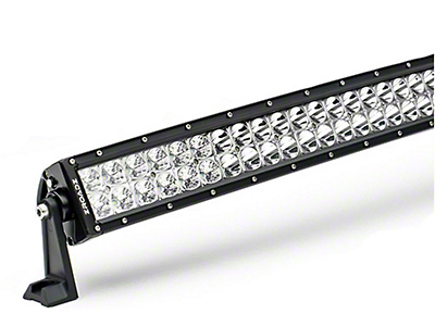 ZRoadz 40 in. Double Row Curved LED Light Bar - Flood/Spot Combo