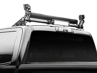 ZRoadz Modular Roof LED Light Bar Multi-Mount (97-18 F-150)