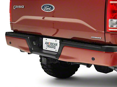 Roush Hitch Cover (15-18 F-150)