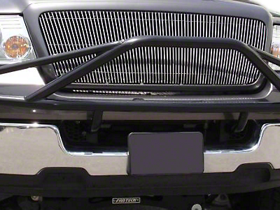T-REX Billet Series Vertical Upper Grille Insert - Polished (04-08 F-150)