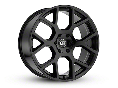 Black Rhino Tembe Gloss Black 6-Lug Wheel - 22x9.5 (04-18 F-150)