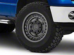 Black Rhino Armory Gunblack 6-Lug Wheel; 17x9.5; 6mm Offset (09-14 F-150)