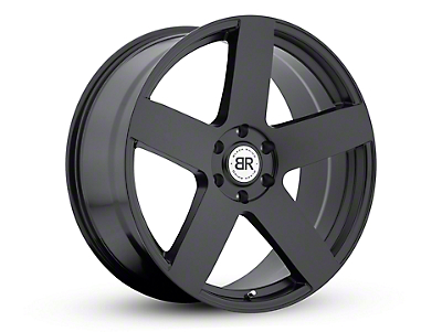Black Rhino Everest Matte Black 6-Lug Wheel - 20x9 (04-18 F-150)
