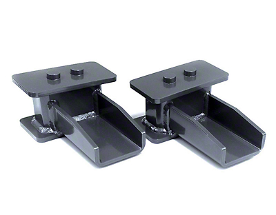 Max Trac 3 in. Rear Lift Blocks (09-18 2WD F-150)