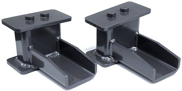 Max Trac 4 in. Rear Lift Blocks (09-18 2WD F-150)