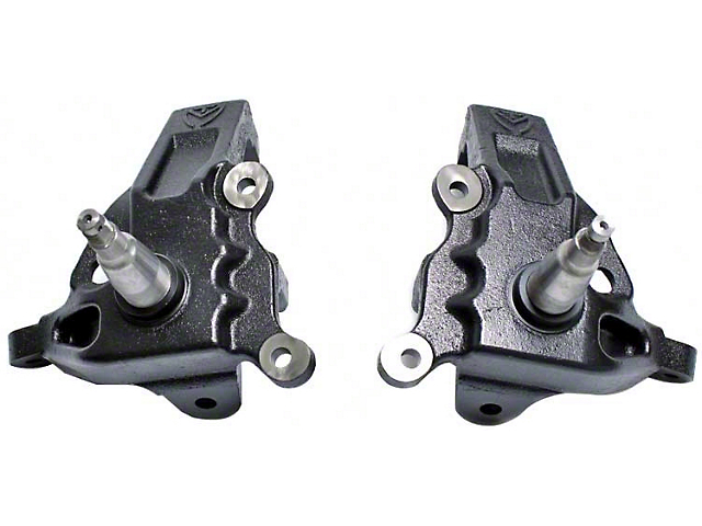 Max Trac 3.5 in. Front Lift Spindles (97-03 2WD F-150)