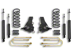 Max Trac 5.5 in. Front / 3 in. Rear Lift Kit w/ Max Trac Shocks (97-03 2WD F-150)