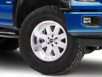 SOTA Off Road A.W.O.L. Polished 6-Lug Wheel - 20x10 (04-18 F-150)