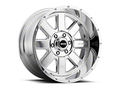 SOTA Off Road A.W.O.L. Polished 6-Lug Wheel - 20x9 (04-18 F-150)
