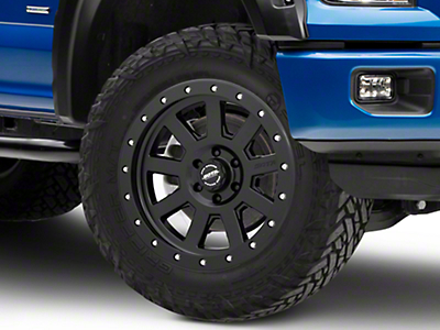 SOTA Off Road S.S.D. Stealth Black 6-Lug Wheel - 20x9 (04-19 F-150)