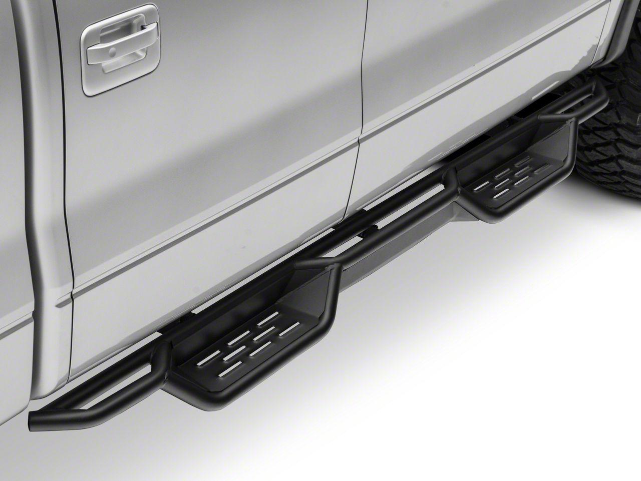 Barricade HD Drop Side Step Bars (09-14 F-150 SuperCab)