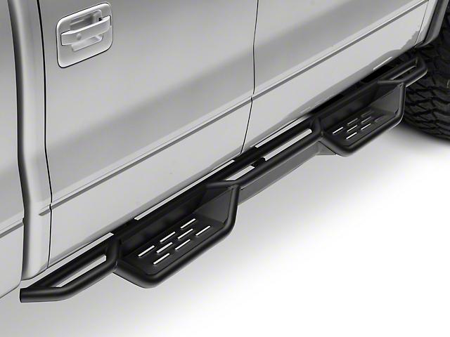 Barricade HD Drop Side Step Bars (09-14 F-150 SuperCab, SuperCrew)