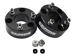 Supreme Suspensions 2.5 in. Pro Billet Strut Spacer Leveling Kit (04-19 2WD/4WD F-150, Excluding Raptor)