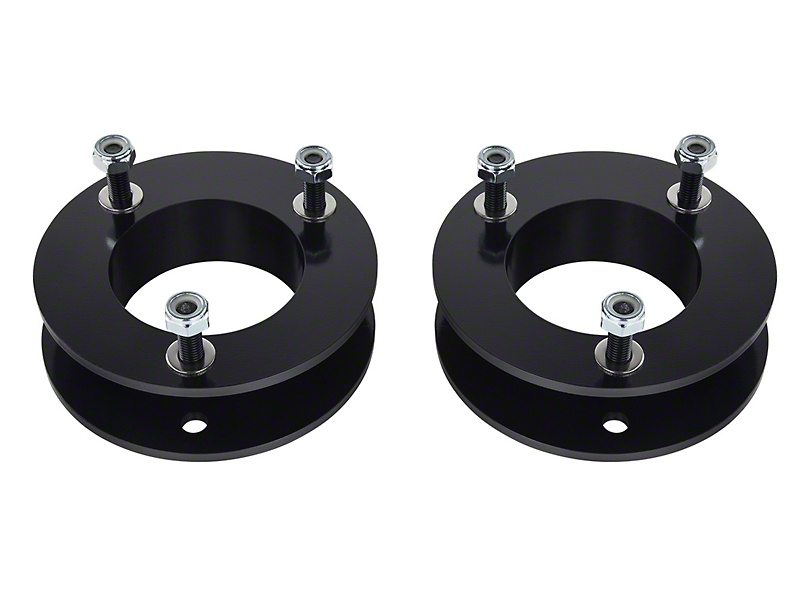 Supreme Suspensions 3 in. Pro Billet Strut Spacer Leveling Kit (04-08 2WD/4WD F-150, Excluding FX4)