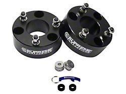 Supreme Suspensions 3.50-Inch Pro Billet Front Strut Spacer Leveling Kit (04-08 2WD/4WD F-150, Excluding FX4)