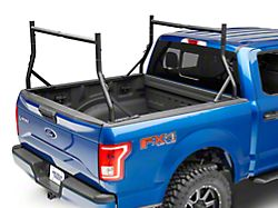 Utility Ladder Rack; Black (Universal; Some Adaptation May Be Required)