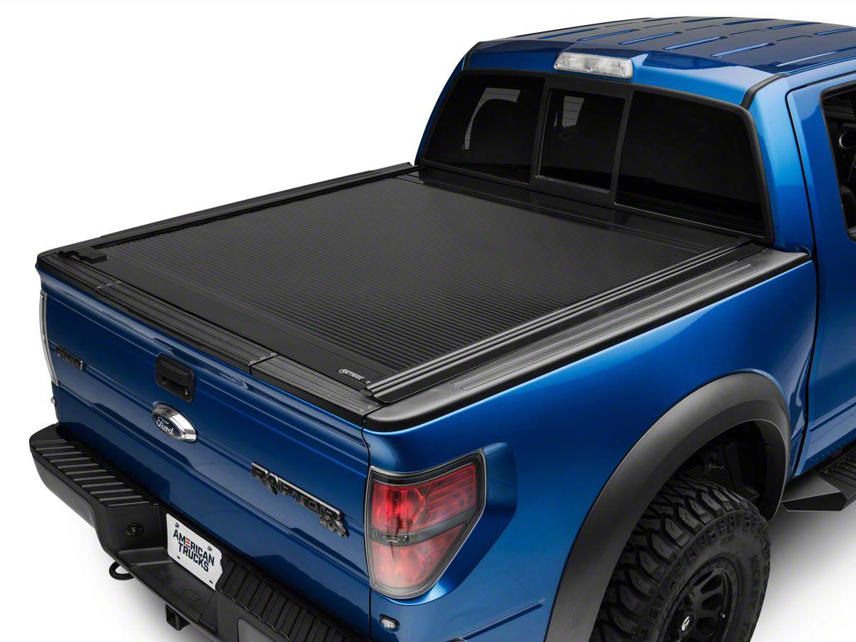 Retrax F 150 Retraxone Mx Tonneau Cover T537142 09 14 F 150 Styleside W 5 5 Ft 6 5 Ft Bed