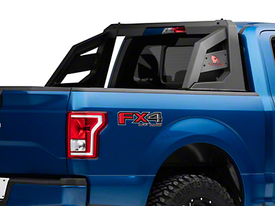Black Horse Off Road Armour Roll Bar - Black (09-18 F-150 Styleside)