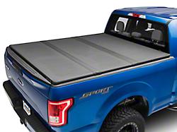 Weathertech F 150 Alloycover Hard Tri Fold Tonneau Cover