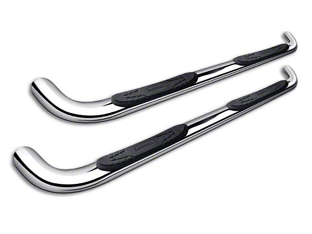 Smittybilt 3 in. Sure Side Step Bars - Black (99-03 F-150 SuperCab, SuperCrew)