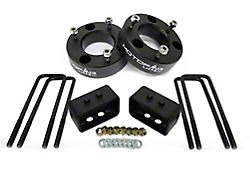 MotoFab 2.50-Inch Front / 1.50-Inch Rear Leveling Kit (09-20 4WD F-150, Excluding Raptor)