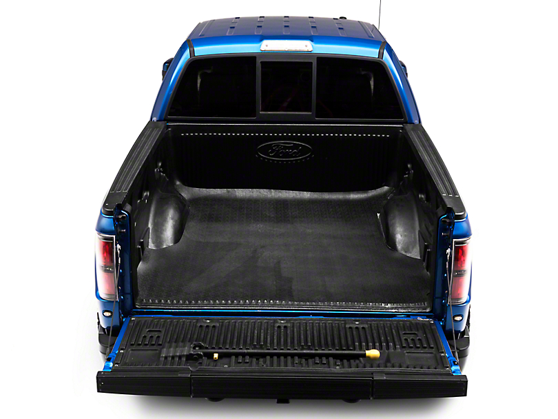 HD Rubber Bed Mat (09-14 F-150 Styleside w/ 5.5 ft. & 6.5 ft. Bed)