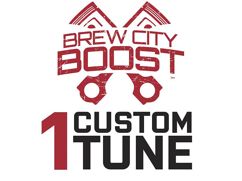 Brew City Boost 1 Custom Tune (15-16 2.7L EcoBoost F-150)