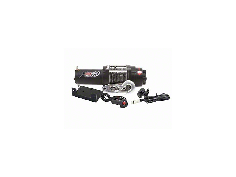 Smittybilt XRC 4 Comp 4,000 lb. Winch w/ Synthetic Rope