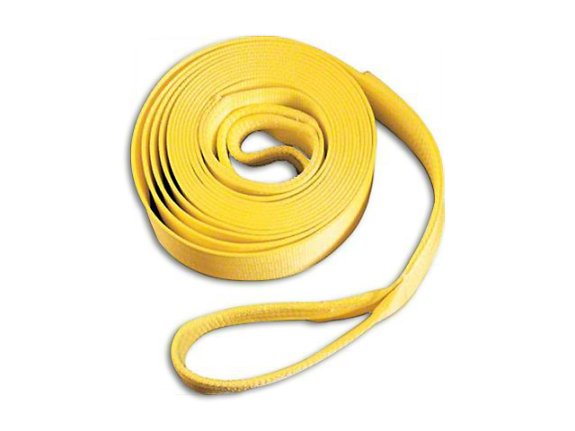 Smittybilt 4 in. x 8 ft. Tree Strap - 40,000 lb.
