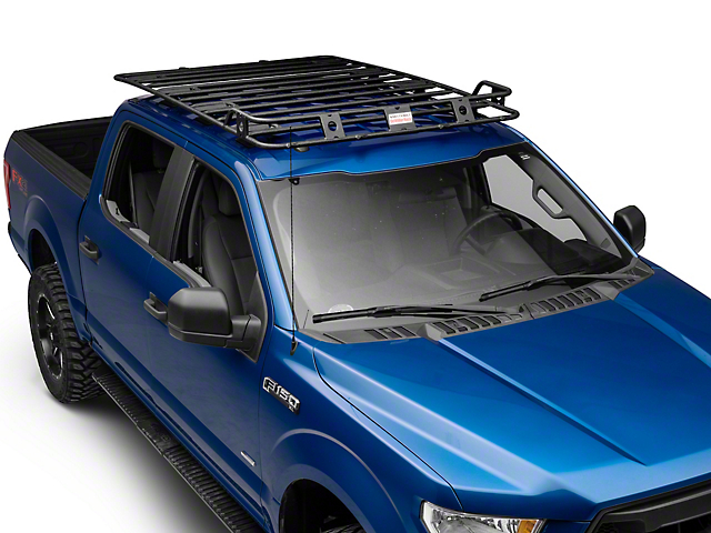 Smittybilt Defender Roof Rack - 4.5 ft. x 5 ft. (97-19 F-150)