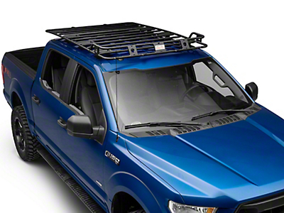 Smittybilt Defender Roof Rack - 4.5 ft. x 5 ft. (97-18 F-150)