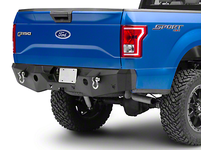 Smittybilt M1 Rear Bumper (15-18 F-150, Excluding Raptor)