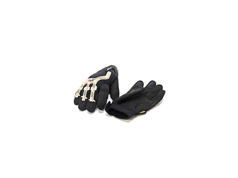 Smittybilt Trail Gloves; XL