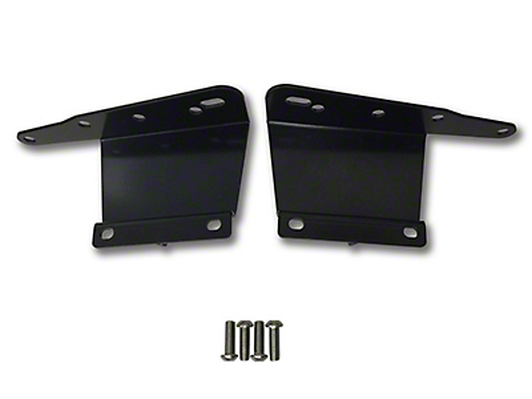 Baja Designs Fog Light Pocket Mounting Brackets (10-14 F-150 Raptor)
