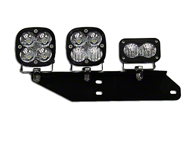 Baja Designs Sportsmen Fog Light Pocket Kit (17-18 F-150 Raptor)